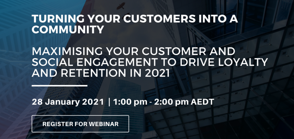 Khoros Webinar - Turning Your Customers Into a Community