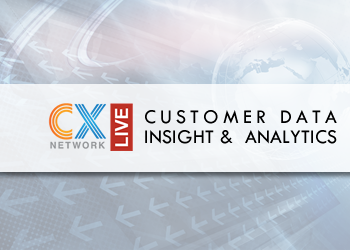 CXN Live: Customer Data Insights & Analytics 2020