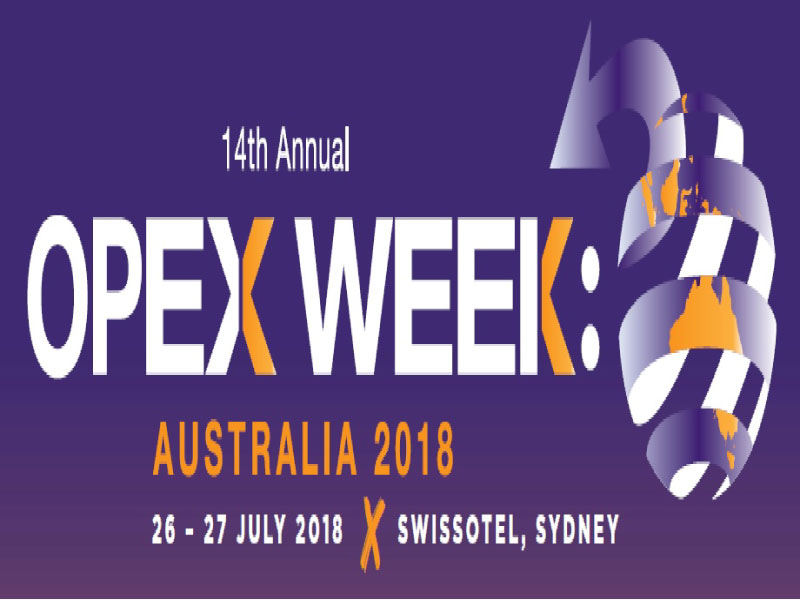 14th Annual Operational Excellence Week 2018