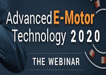 E-Motor Technology Online 2020
