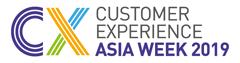 CX Asia Week 2019