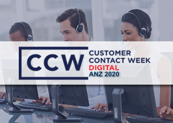 Customer Contact Week Digital ANZ 2020