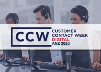 Customer Contact Week Digital ANZ 2020