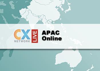 CXN Live: CX APAC Online 2021