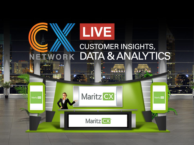 CXN LIVE: Customer Insights Data & Analytics