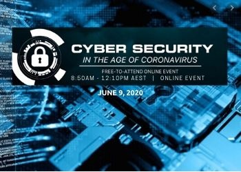 Cyber Security in the Age of Coronavirus | Digital Event