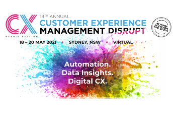 14th Annual Customer Experience Management Disrupt