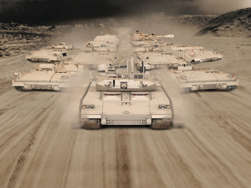 Future Ground Combat Vehicles