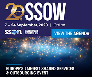 20th European Shared Services & Outsourcing Week