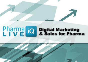 Pharma IQ Live: Digital Marketing and Sales for Pharma 2021