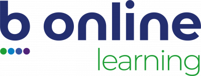 B Online Learning Logo