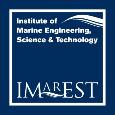 The Institute of Marine Engineering, Science and Technology – IMarEST Logo