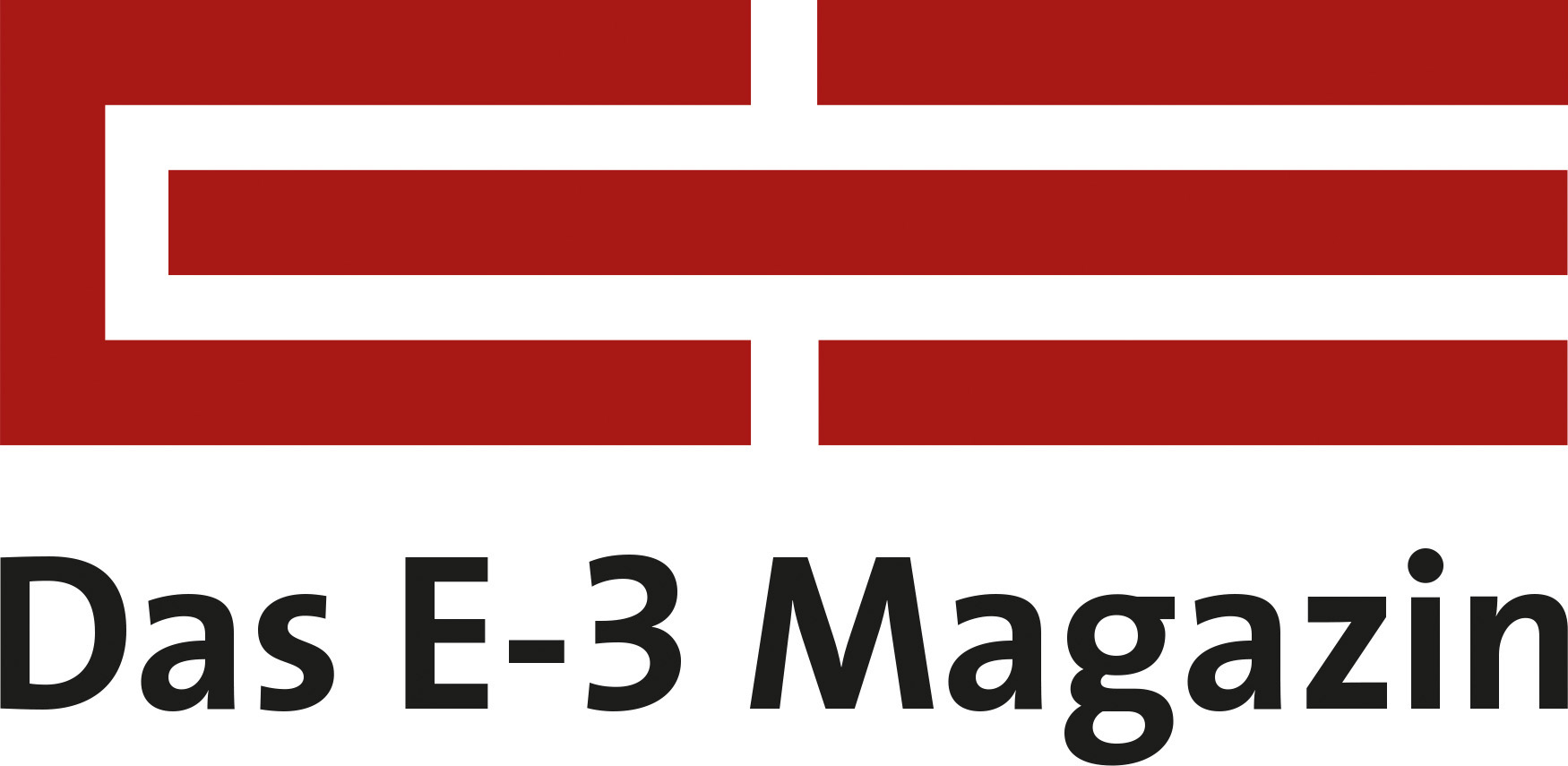 E-3 Magazin Logo