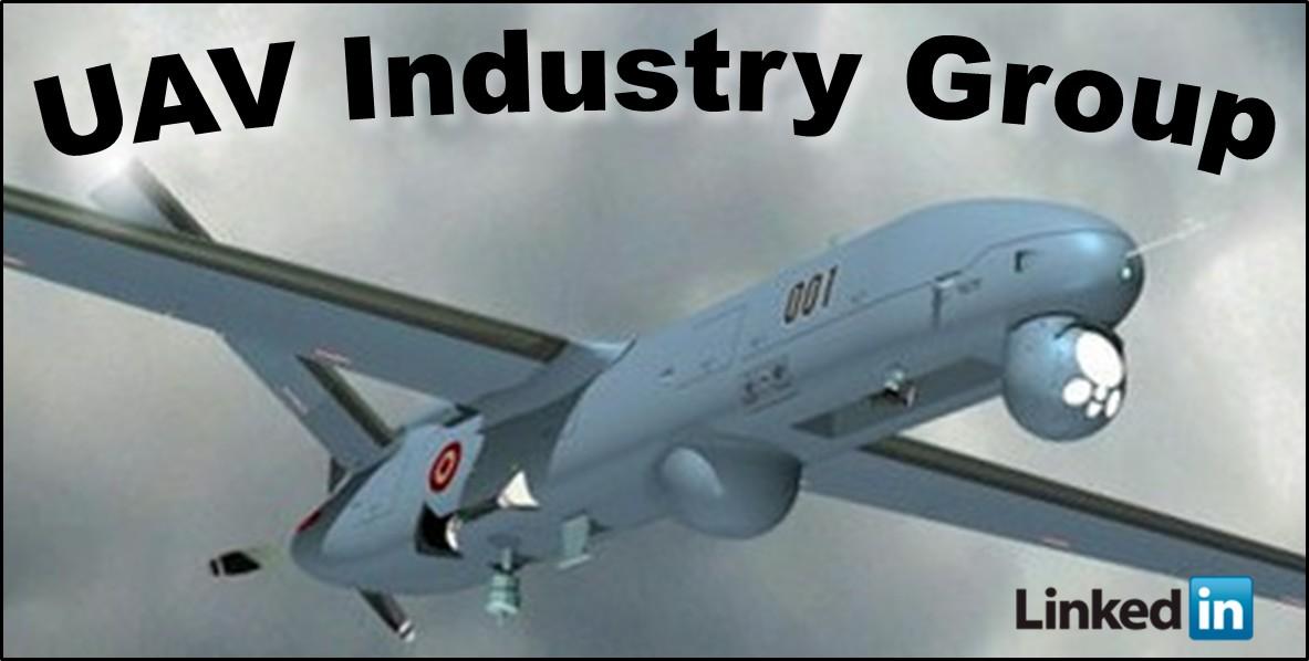UAV Industry Logo