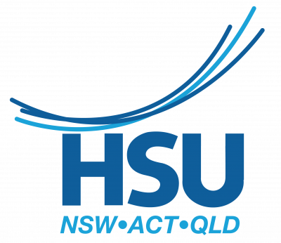 Health Services Union Logo