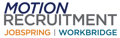 Motion Recruitment Partners Logo