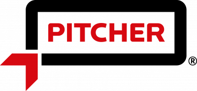 Pitcher Logo