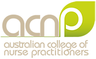 Australian College of Nurse Practitioners Logo