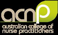 Australian College of Nurse Practitioners