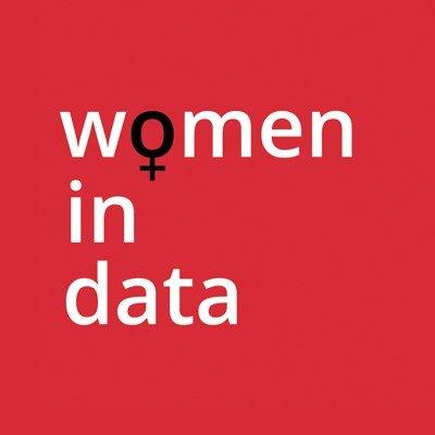 Women in data Logo