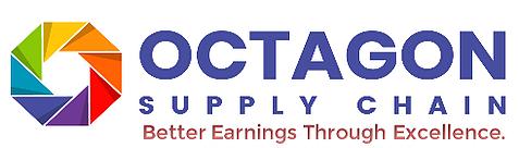 Octagon Supply Chain Logo