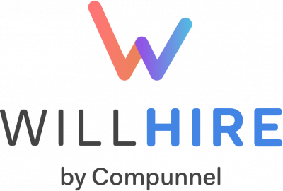 Willhire by Compunnel Logo