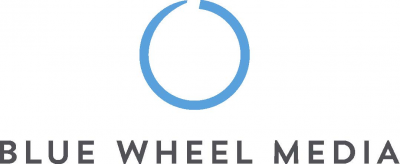 BLUE WHEEL MEDIA Logo
