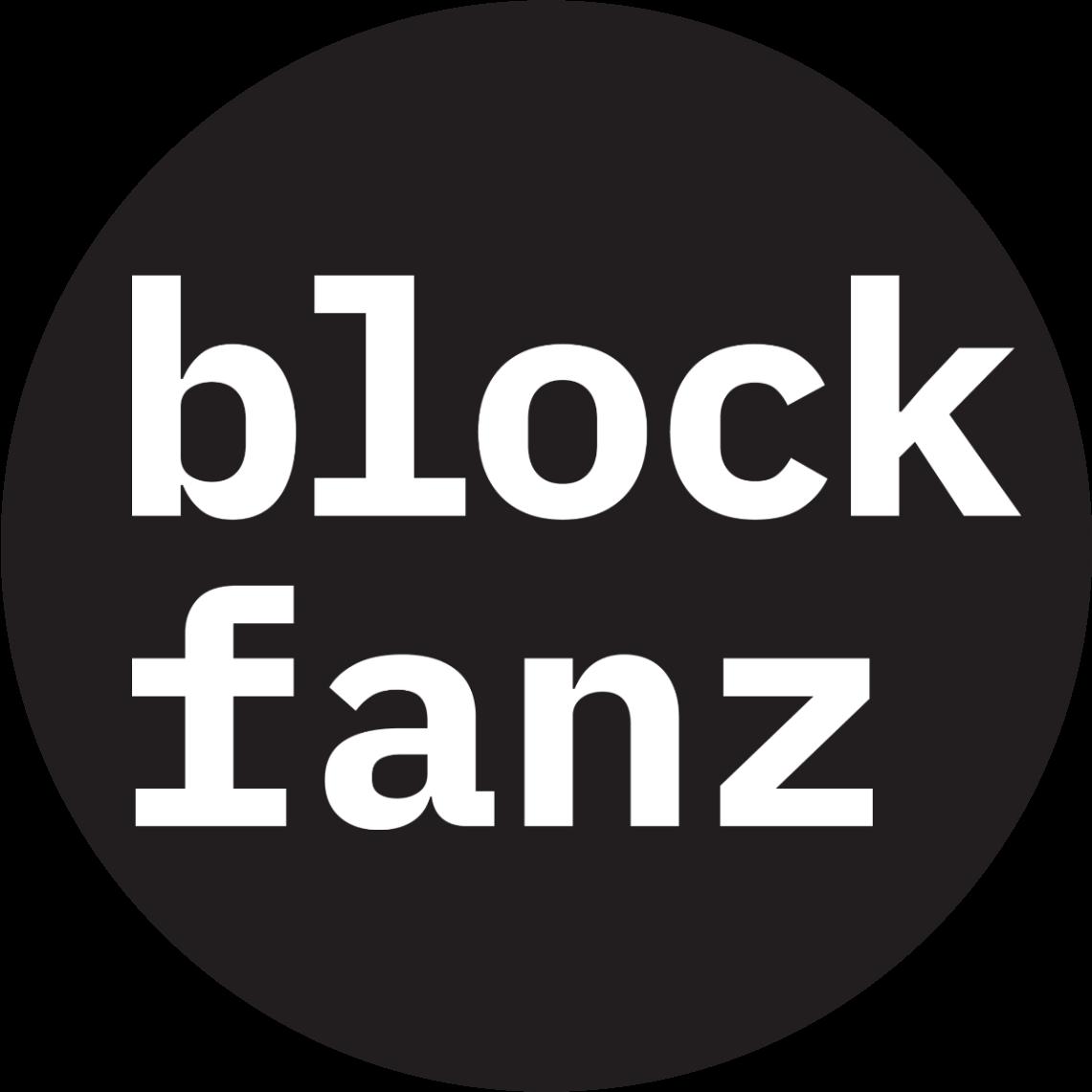 Blockfanz Inc. Logo