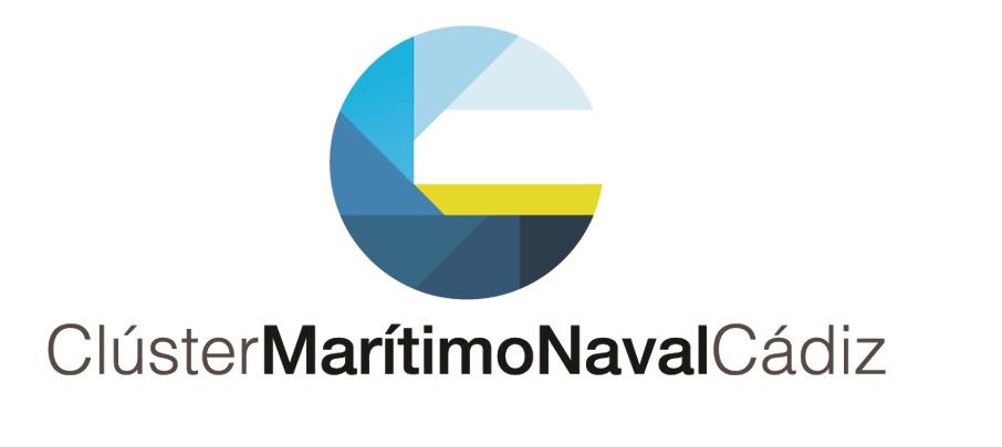 Cluster MaritimoNaval Cadiz Logo