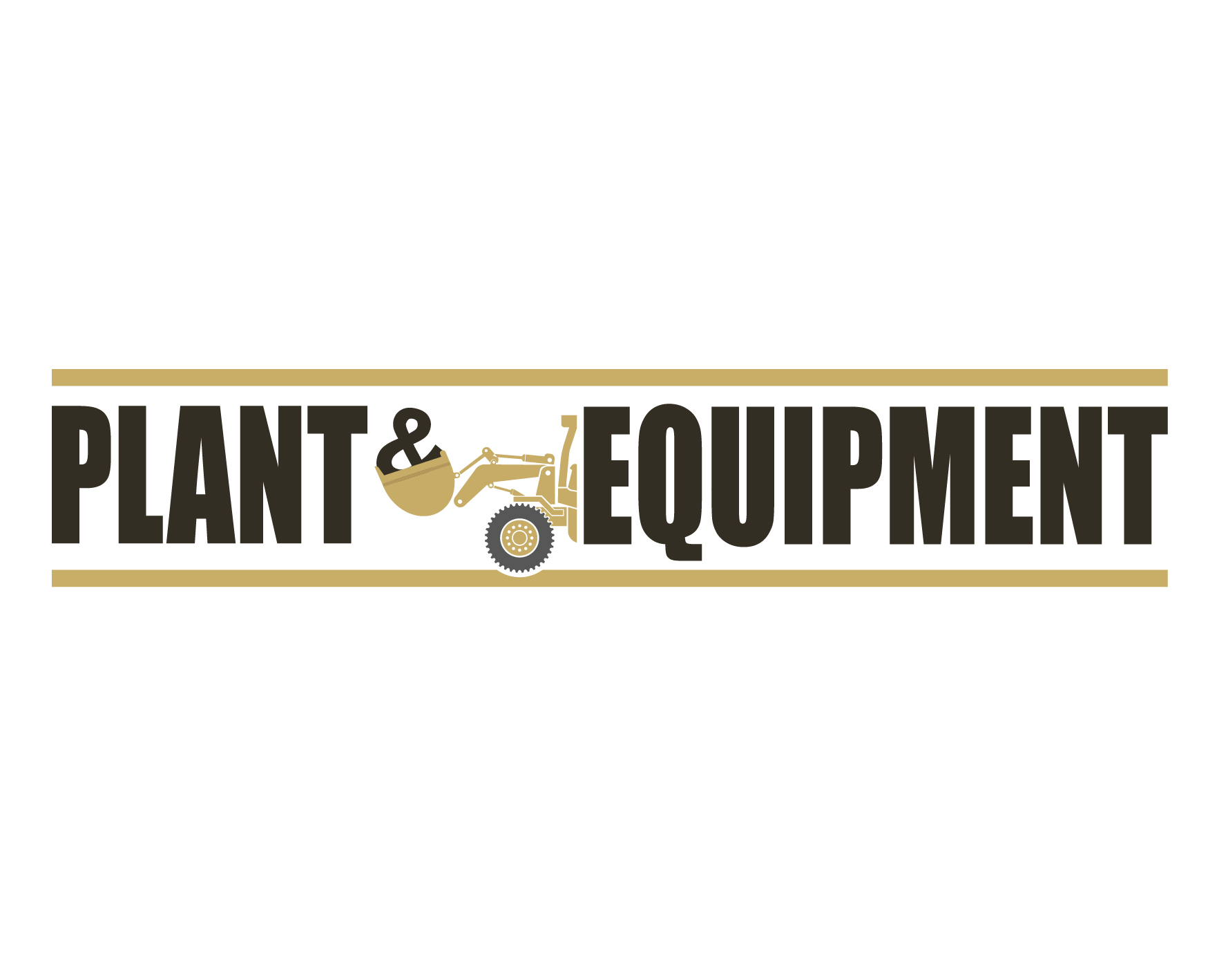 Plant & Equipment Logo