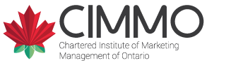 Chartered Institute of Marketing Management of Ontario (CIMMO) Logo