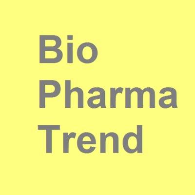 Bio Pharma Trend Logo