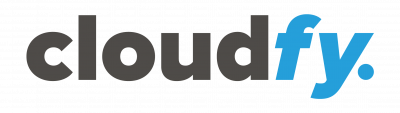 Cloudfy Inc. Logo