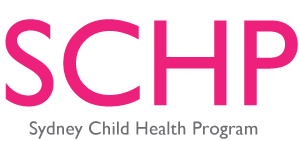 The Sydney Child Health Program (SCHP) Logo