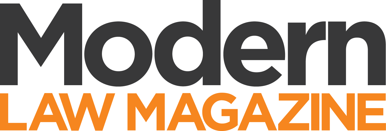 Modern Law Magazine Logo