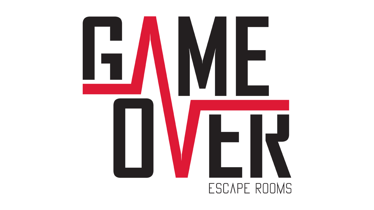 GAME OVER Escape Rooms Logo