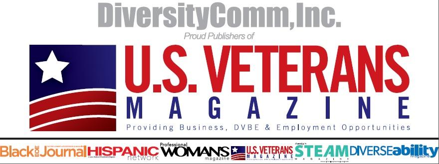 U.S. Veterans Magazine Logo