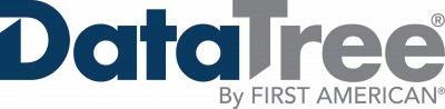 First American DataTree LLC Logo