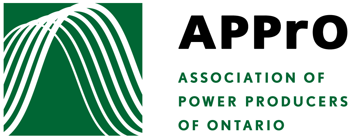 Association of Power Producers of Ontario (APPrO)