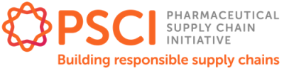 Pharmaceutical Supply Chain Initiative (PSCI) Logo
