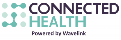 Connected Health – Powered by Wavelink Logo