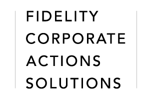 Fidelity Corporate Actions Solutions Logo