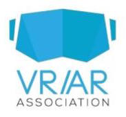 VR/AR Association Logo