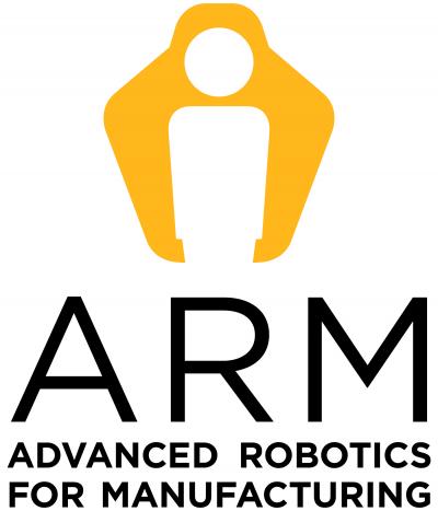 Advanced Robotics for Manufacturing Logo