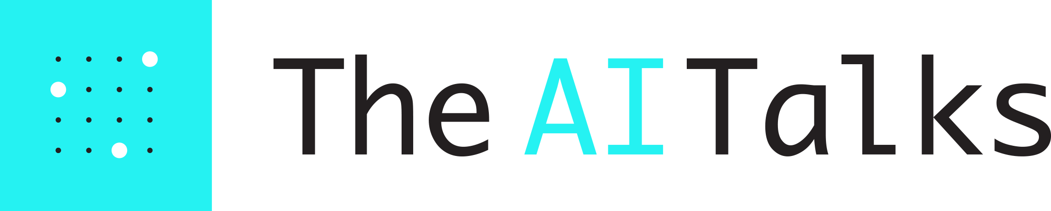 The AI Talks Logo