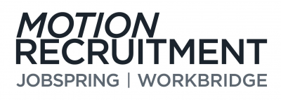 Motion Recruitment Logo