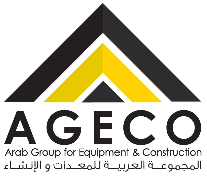 Arab Group for Equipment & Construction (AGECO) Logo
