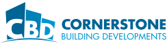 Cornerstone Building Developments Logo