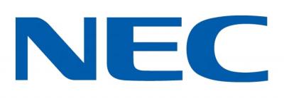 NEC Display Logo