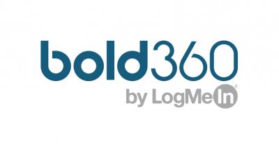 Bold360 by LogMeIn Logo